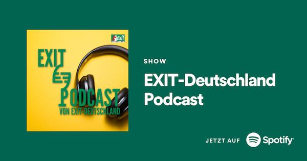 EXIT-Deutschland, Podcast, Haut, Stein